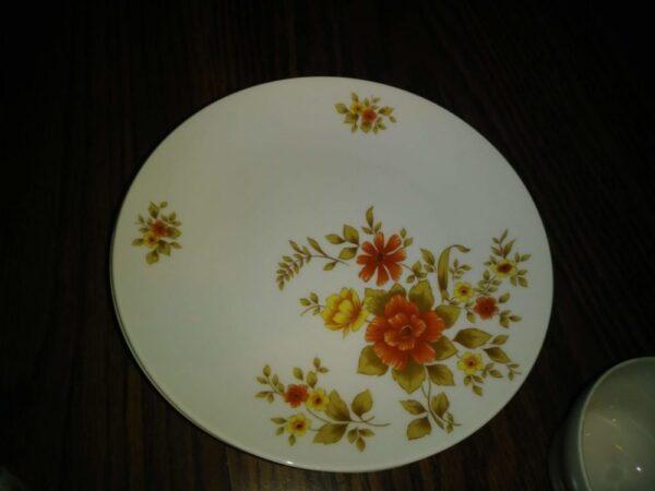 Seltmann Weiden Bavaria West Germany Quality Porcelain Tea Set