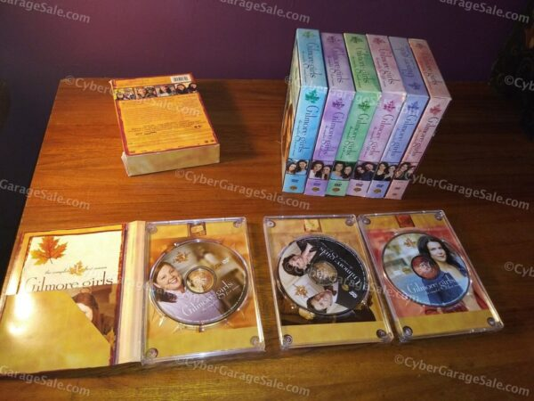 Gilmore Girls: The Complete Series (Seasons 1-7)