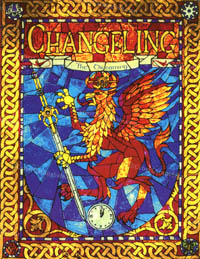 Changeling: The Dreaming 1st Ed Book