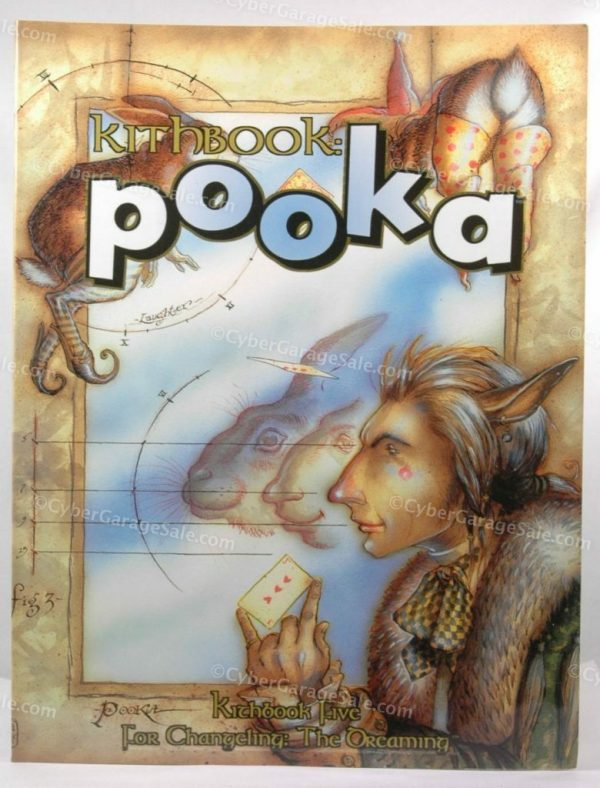 Kithbook: Pooka for White Wolf Changeling