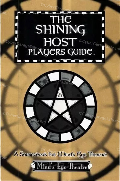 The Shining Host Players Guide (Mind's Eye Theatre)