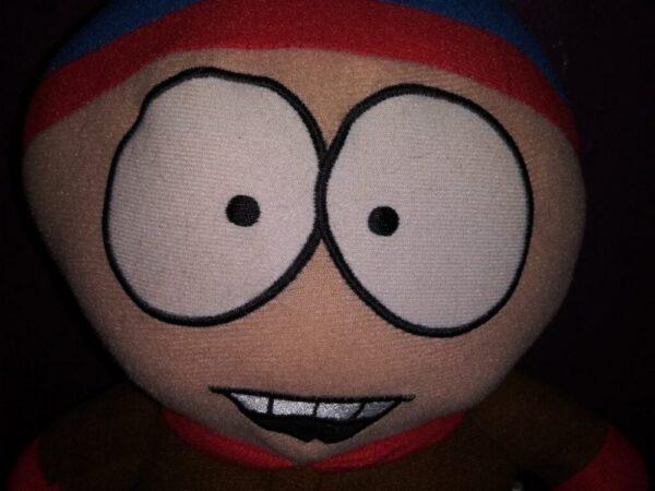 "Classic South Park Stan Marsh 14"" Plush from Nanco 2008"