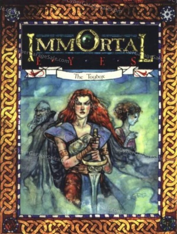 Immortal Eyes I: The Toybox (Changeling, The Dreaming)