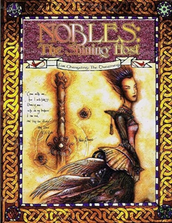 Nobles: The Shining Host (Changeling - the Dreaming)