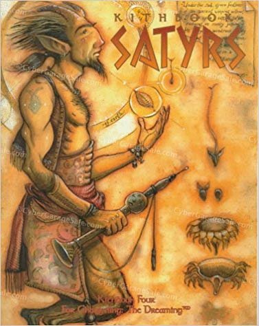 Kithbook: Satyr for White Wolf Changeling
