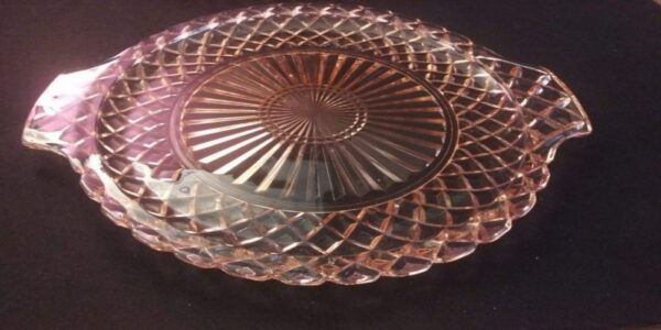Waterford Cake Plate