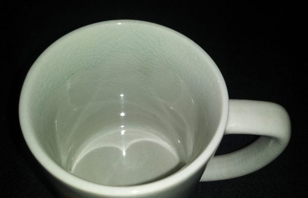 2 Mug with Crazing