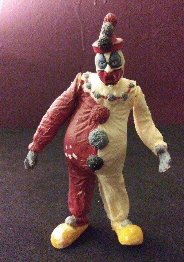 Spectre Studios Serial Killer Action Figures Series one Pogo the Clown