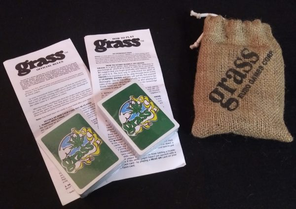 Grass by Jeff London, published by Euro Games Card Game