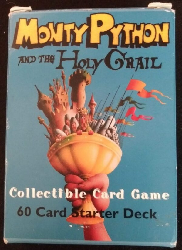 Monty Python and the Holy Grail Collectible 60 Card Starter Deck Game