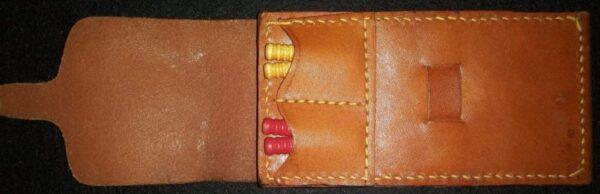pocket size cribbage board